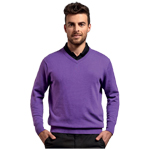 9771 Glenmuir Eden V Neck Cotton Sweater